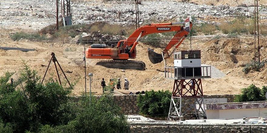 Mısır Cuntası, Gazze Şeridi Sınırında Bir Tüneli Daha Yıktı!