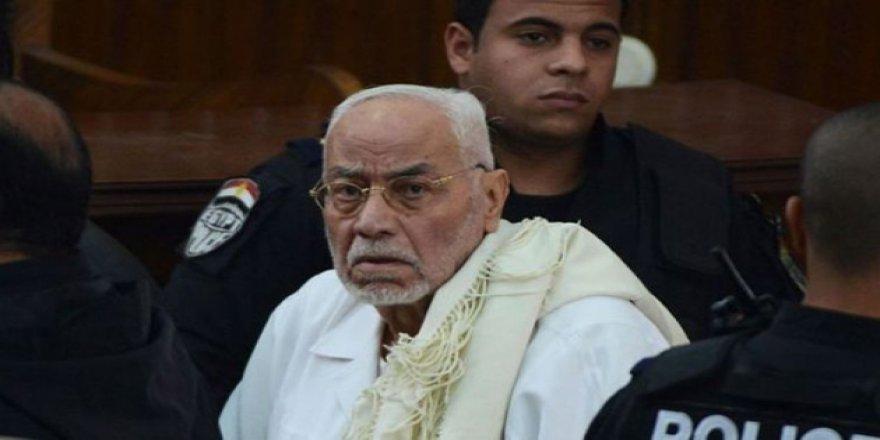 Eski İhvan Başkanı Akif'in Sağlık Durumu Kritik