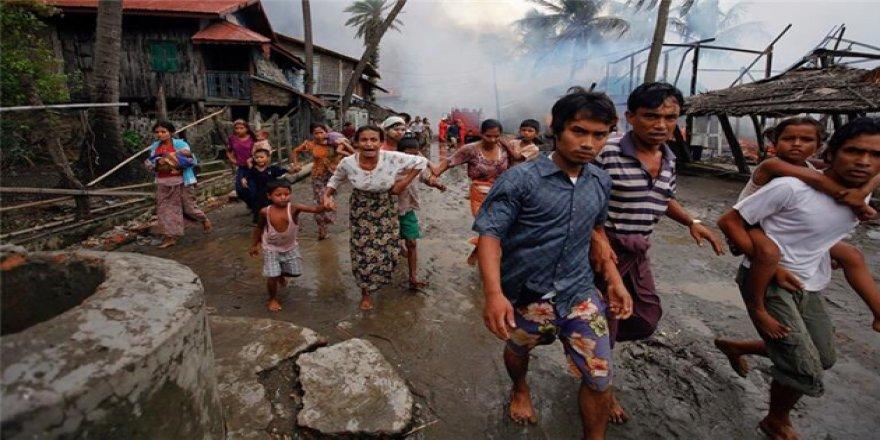 Myanmar Hükümetinin Arakan Soruşturması Zulmü Örtüyor