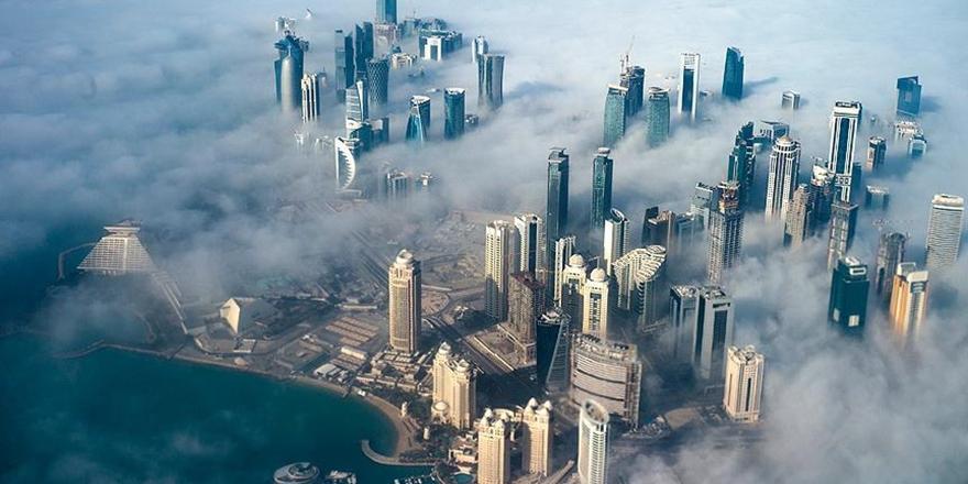 Katar, Yeni Hava Koridorları Kullanmaya Başladı