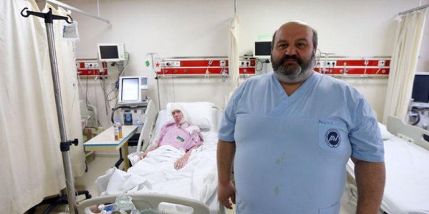 'Hipokrat Yemini' Suriyeli Hastalara İşlemiyor mu?