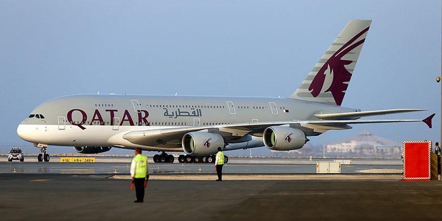 Bahreyn ve BAE, Hava Sahalarının Bir Bölümünü Katar'a Açtı