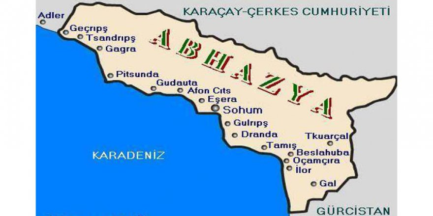 Rusya ve ABD, Abhazya Konusunda Çekişiyor