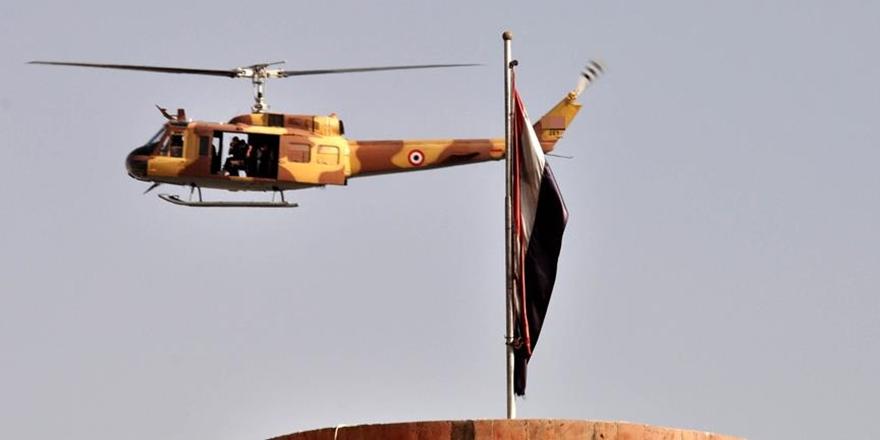 Yemen'de BAE'ye Ait Helikopter Düştü: 4 Ölü