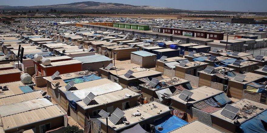 Suriye Kamplarında Yaşam Mücadelesi Devam Ediyor