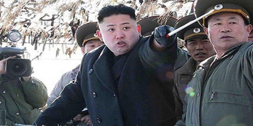 Kuzey Kore Halkından Orduya 3 Buçuk Milyon Gönüllü