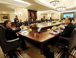 MGK'da Oy Birliğiyle 'Paralel Yapı' Kararı Alındı