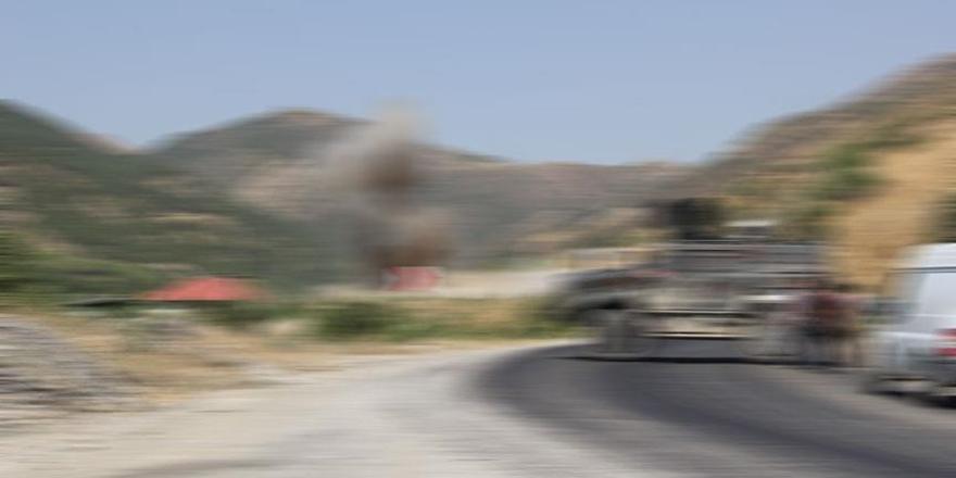 Şemdinli'de PKK Saldırısı: 2 İşçi Hayatını Kaybetti!