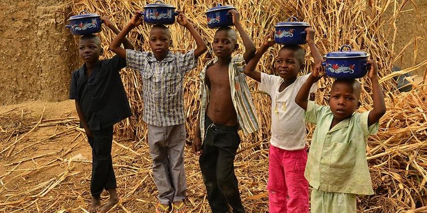 """""""Kongo'da 600 Bine Yakın Çocuk 6 Ay İçinde Ölebilir"""""""