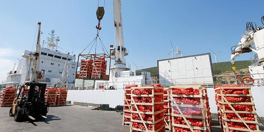 Gıda Yüklü İkinci Gemi Katar'a Bayramdan Önce Ulaşacak