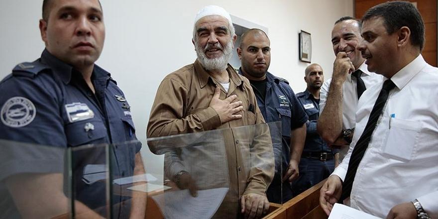 İşgal Mahkemesi Şeyh Raid Salah'ın Gözaltı Süresini Uzattı