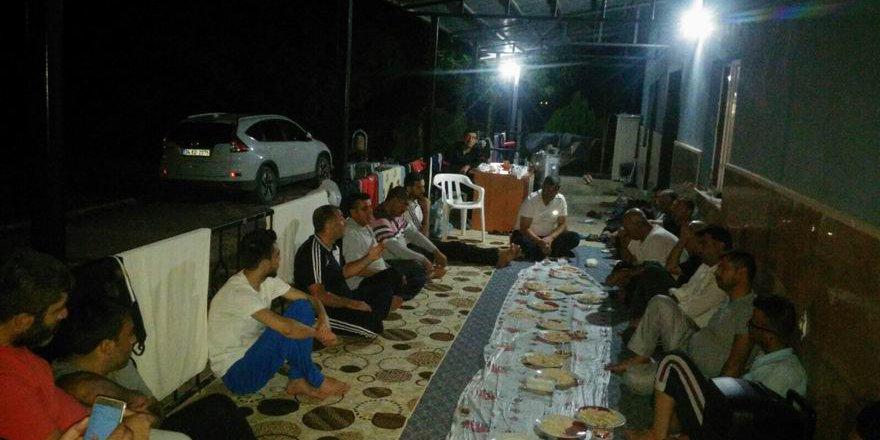 Özgür-Der Tatvan Şubesi Üye ve Gönüllüleri Yaz Kampında Buluştu