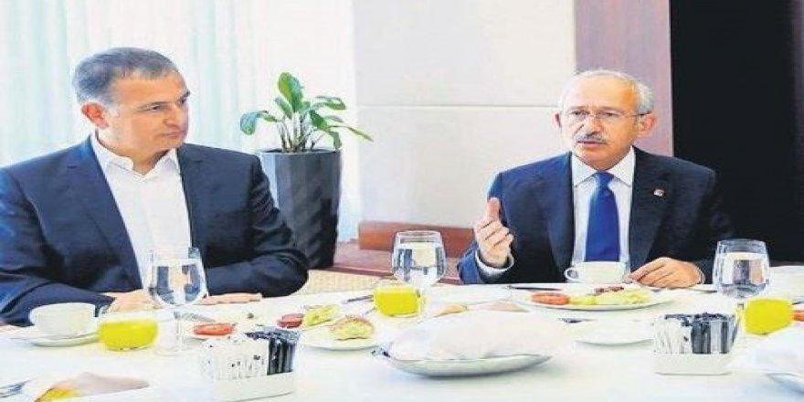 Mahir Ünal'dan Kılıçdaroğlu'na: Zaman Gazetesiyle Neyi Görüştün?