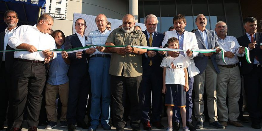 'İHH Marmara Afet Yönetim Merkezi' Açıldı