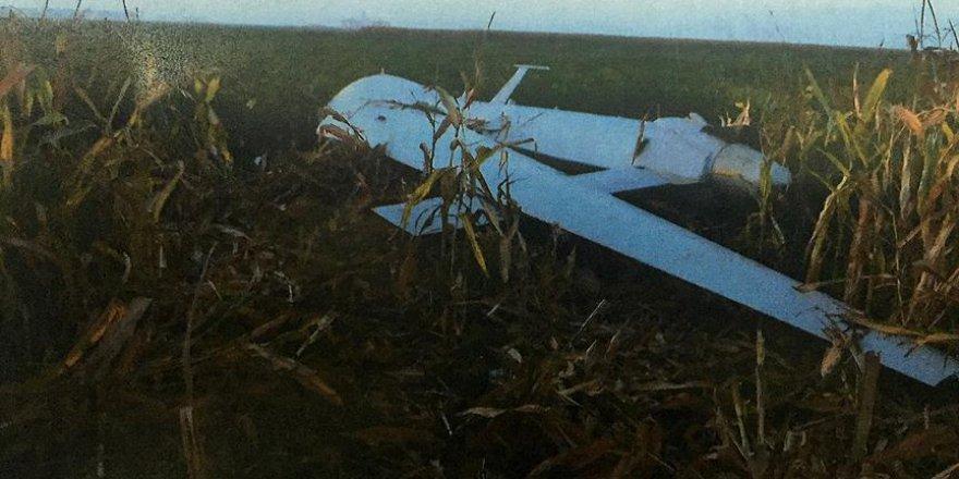 Adana'da ABD'ye Ait İnsansız Hava Aracı Düştü