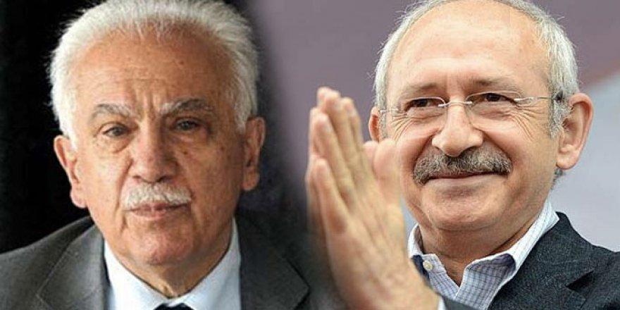 """""""Perinçek'i Pas Geç, Kılıçdaroğlu'nu Hapse Tık"""" Adaleti!"""