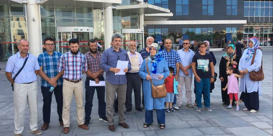 İslami STK'lardan Uğur Dursun ve Mağdurlar İçin Dayanışma Bildirisi