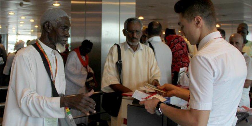 Ganalı Abdullah Hacc İbadeti İçin Mekke'ye Gitti