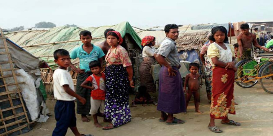 Hindistan'daki Arakanlı Sığınmacılarda Geri Gönderilme Korkusu