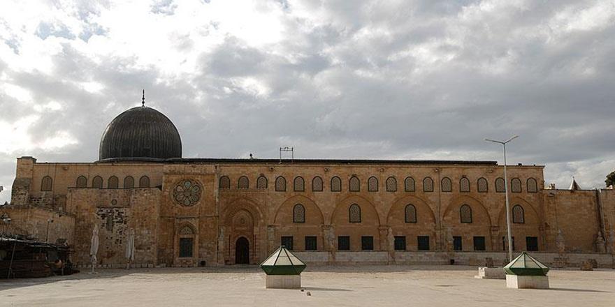 el-Awaisi; Mescid-i Aksa'daki Durumu Anlattı