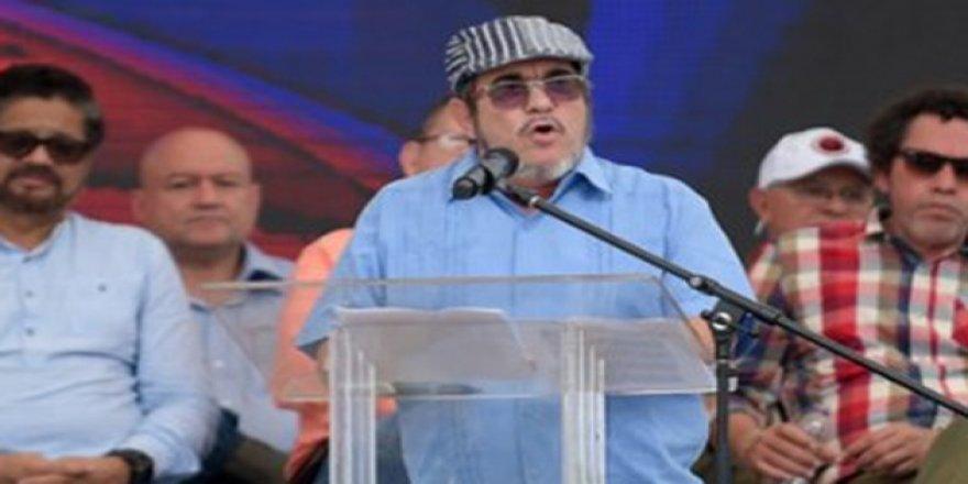 FARC Lideri Ülkesine Döndü