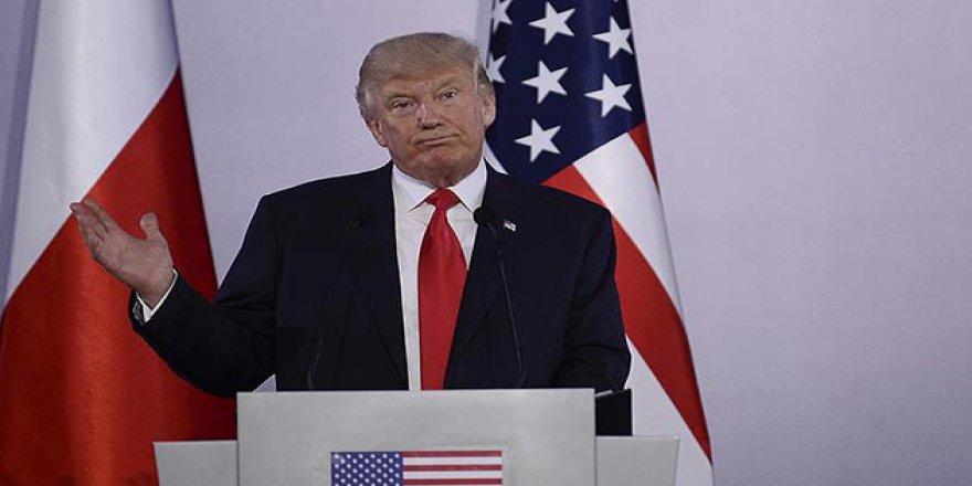 Trump: 'İran'la Nükleer Anlaşmayı Tasdik Etmeyeceğiz'