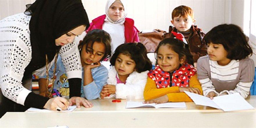 İçişleri Bakanlığından Suriyeli Öğretmenlere Çağrı