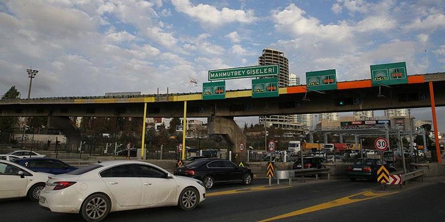 Bayramda Köprü ve Otoyollar Ücretsiz Olacak