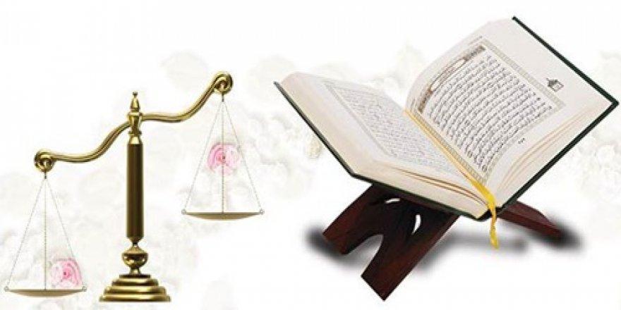 Öncü Olanlar, Her Koşulda İlkeleri ve Adaleti Gözetirler