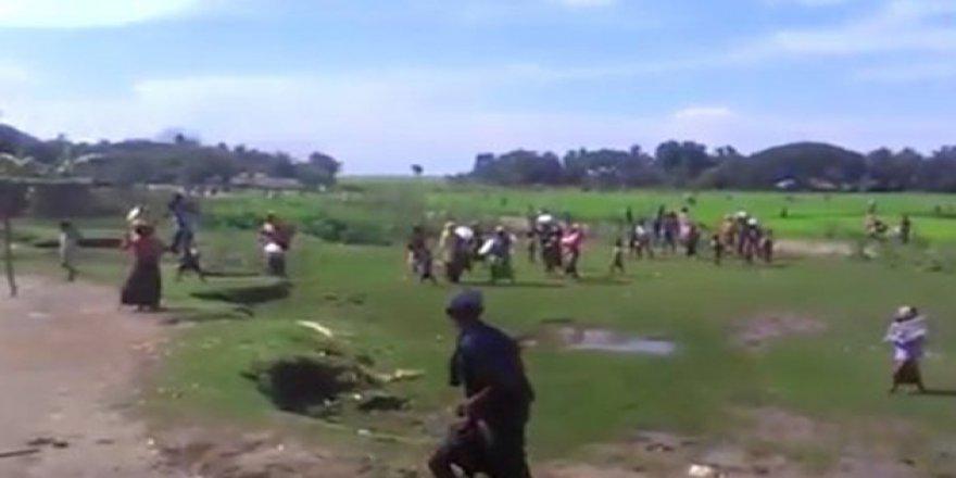 Myanmar'da Karakollara Saldırılar: 89 Ölü