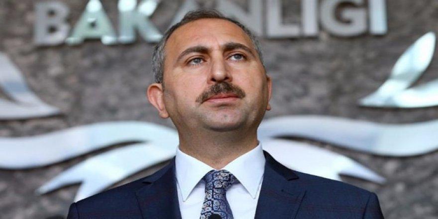 Adalet Bakanı Gül: 'Lekelenmeme Hakkı' Güvenceye Alındı