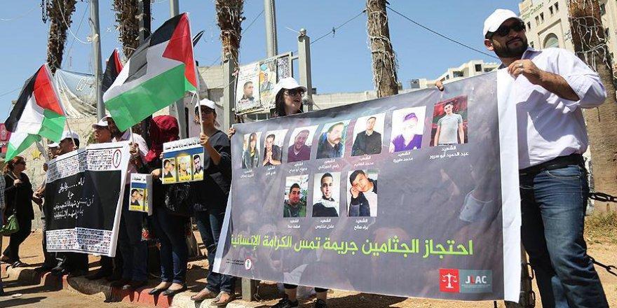 Filistinliler Yakınlarının Cenazelerini İstiyor