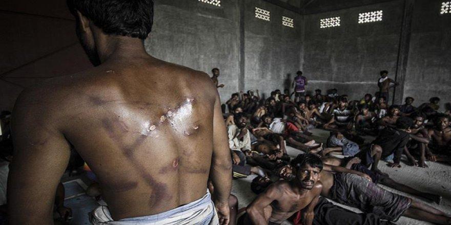 Arakan Rohingya Ulusal Örgütü'nden Myanmar Hükümetine Çağrı