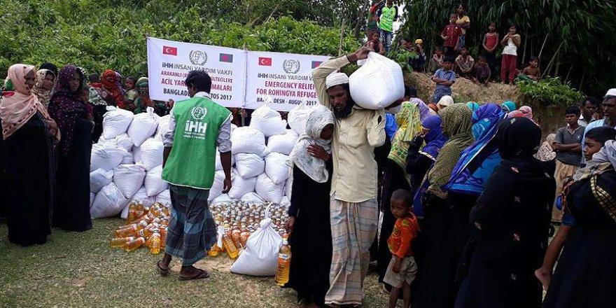 İHH'dan Arakanlı Müslümanlara Acil Yardım