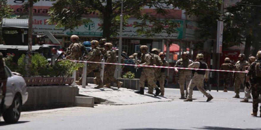 Kabil'de ABD Büyükelçiliği Yakınında Patlama: 4 Ölü