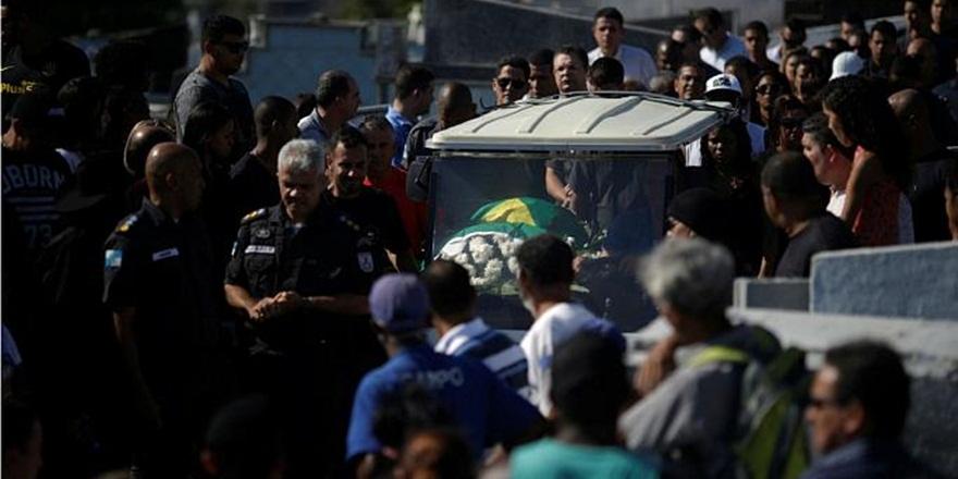 Brezilya'da Polis Cinayetleri Durdurulamıyor