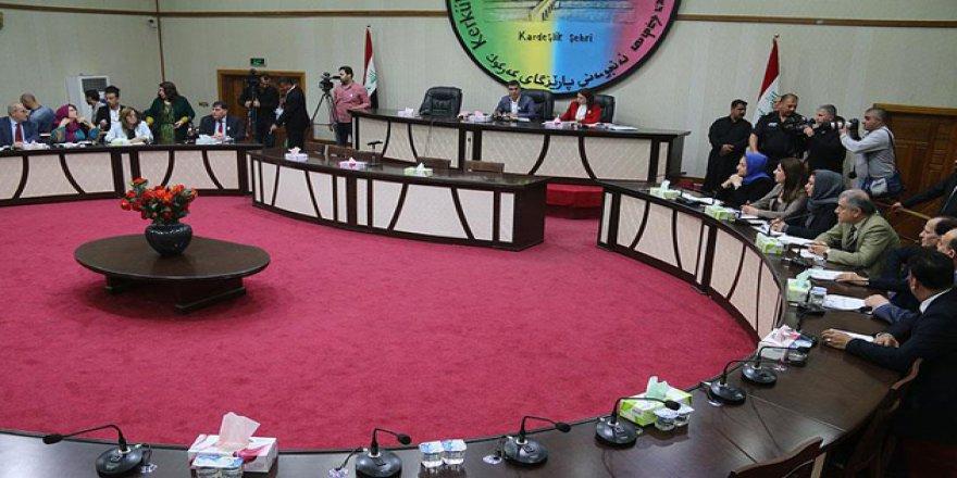 Kerkük İl Meclisi'nden 'Referanduma Katılma' Kararı