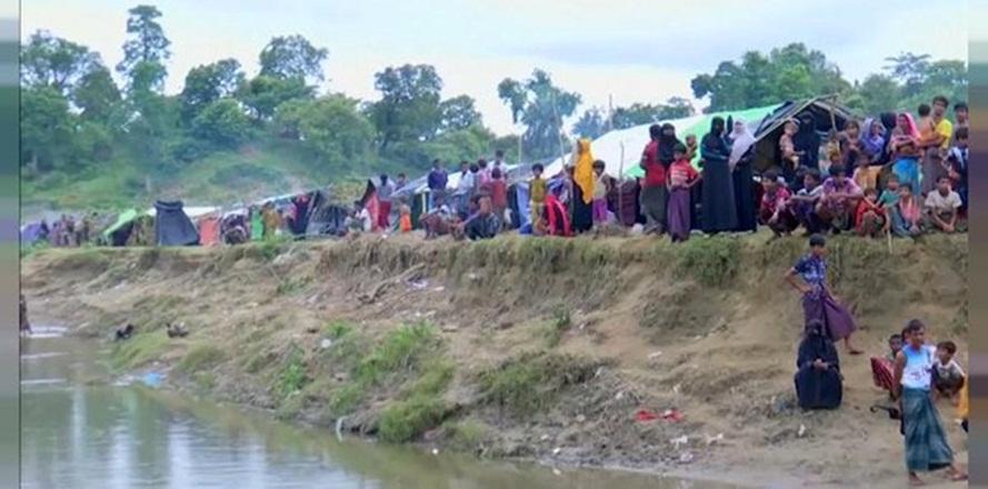 """""""20 Bine Yakın Arakanlı Bangladeş'e Kaçtı"""""""