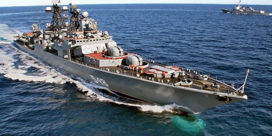 Pasifik'teki Kazalar ve ABD Donanmasının Stratejisi