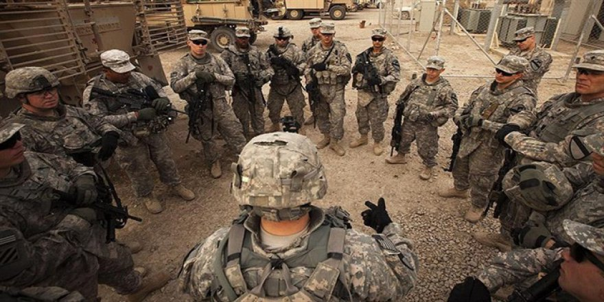 ABD'nin Afganistan'daki Asker Sayısı Açıklandı