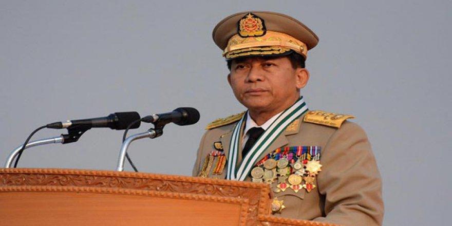 İngiltere Merkezli STK'dan Myanmar Genelkurmay Başkanı'na Tepki