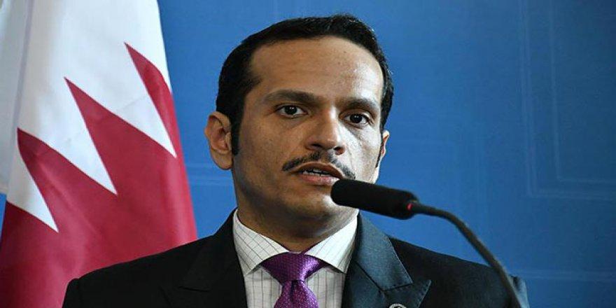 Al Sani: Katar'ın Suriye Politikası Aynı Kalacak
