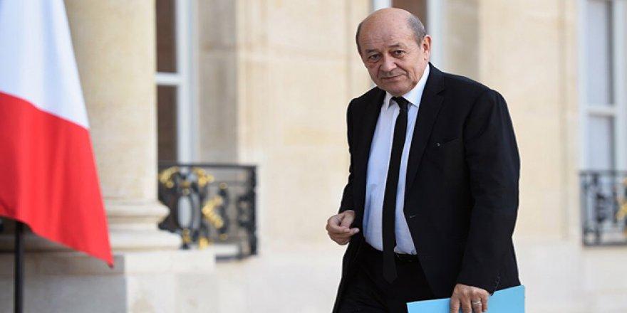 """Fransa: """"Halkını Katletmiş Esed ile Geçiş Süreci Yapılamaz"""""""