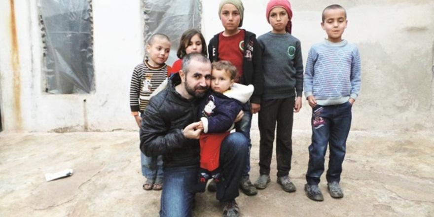 """""""Suriyeli 800 Bin Çocuk Yetim"""""""