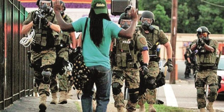 """""""Korkma, Biz Sadece Siyahları Öldürürüz"""""""