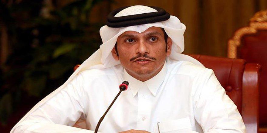 Katar'dan Myanmar Hükümetine Çağrı