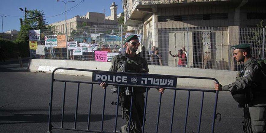 Filistinli Gruplardan İşgalci İsrail'e 'El-Halil' Tepkisi