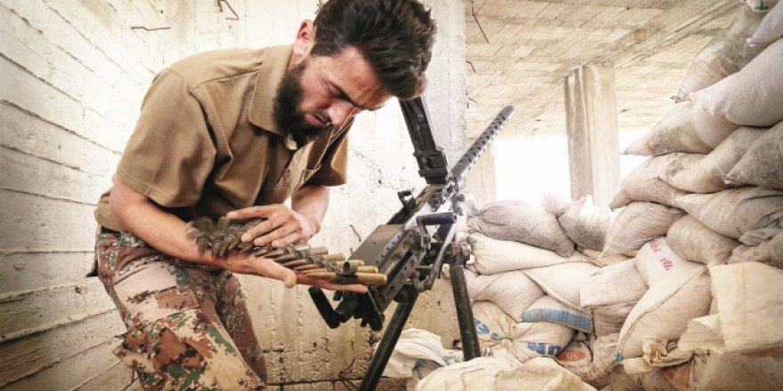 İdlib'de Hedef 40 Bin Kişilik Birleşik Ordu