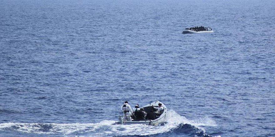 Akdeniz'de Arama-Kurtarma Faaliyetinde Bulunan STK'dan Arakan Kararı