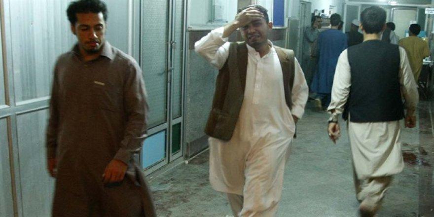 NATO Uçağı Afganistan'da Düğünü Bombaladı: 2 Ölü